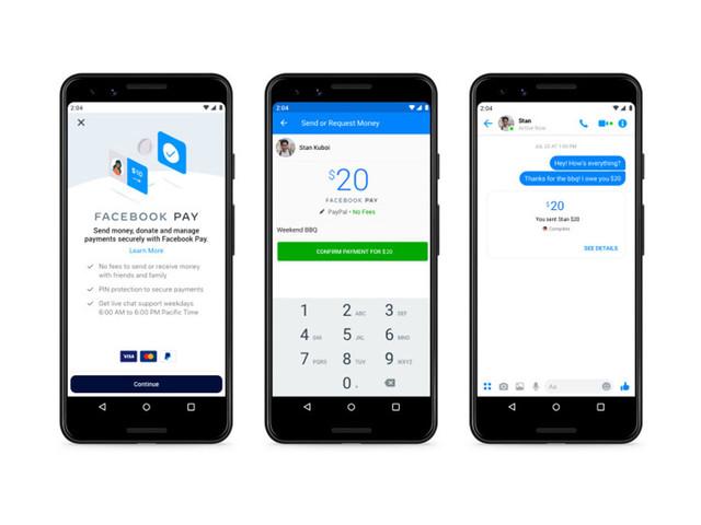 Facebook Pay est officiel: comment l'activer sur iPhone?