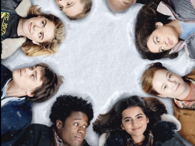 La comédie romantique inédite Flocons d'amour disponible dès ce vendredi sur Netflix.