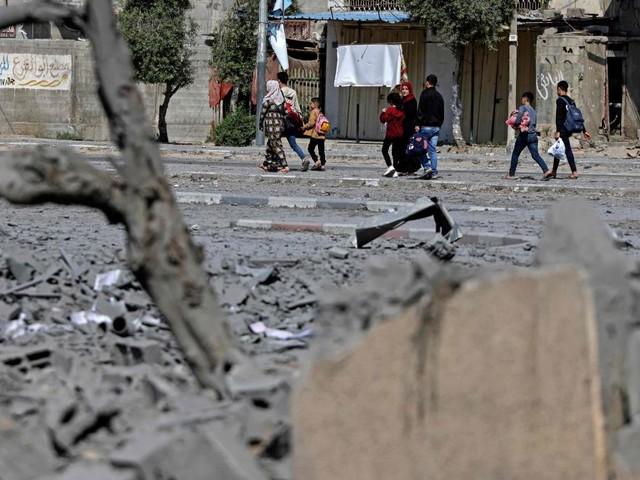«Le pire chaos depuis des années»: la presse internationale dépitée face aux violences entre Israël et la Palestine