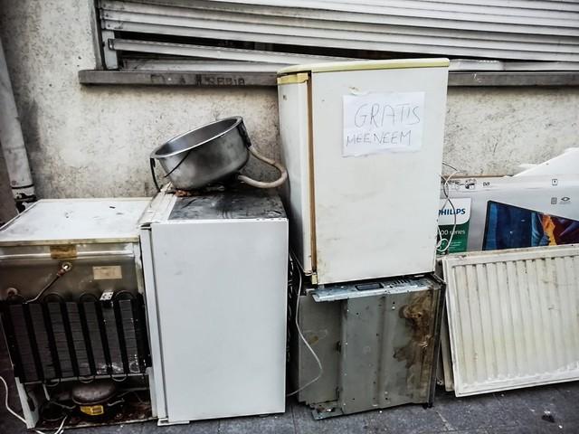 """Sluikstortpiek in Antwerpen-Noord: """"Het zal met de tweede lockdown te maken hebben"""""""