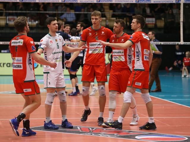 Maaseik blijft ongeslagen in EuroMillions Volley League