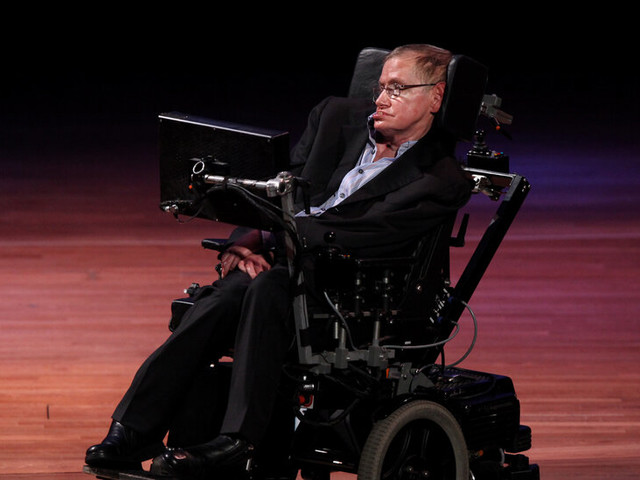 Revisiting the Unusual Celebrity of Stephen Hawking