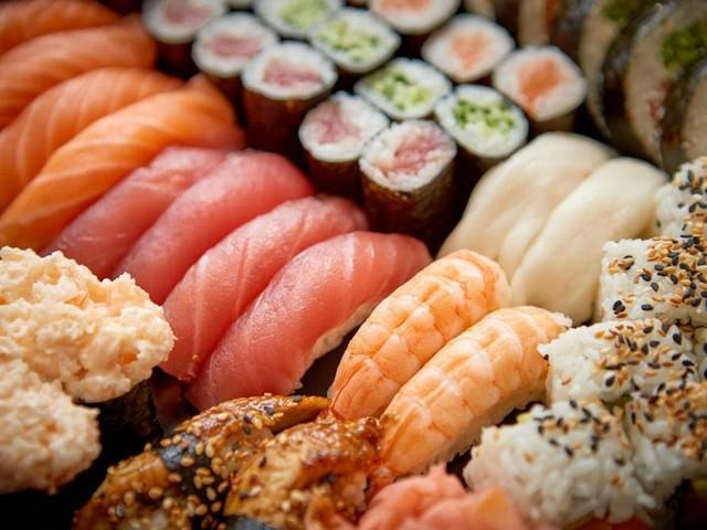 Rappel de sushis en raison de présence éventuelle de morceaux de verre
