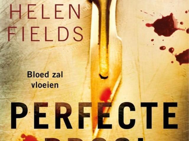 BOEK. Helen Fields - Perfecte prooi