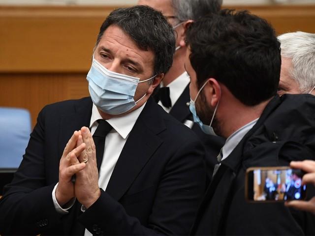 Italiaanse regering in crisis