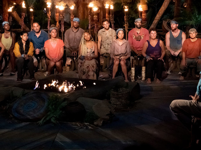 'Survivor' Removes Player Accused of Inappropriate Touching