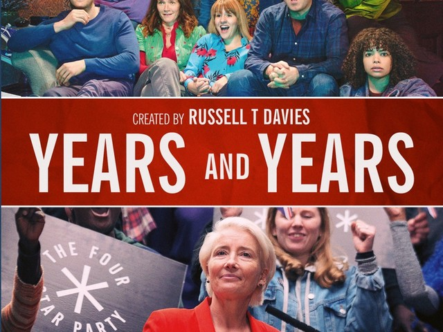 DVD. Years and Years