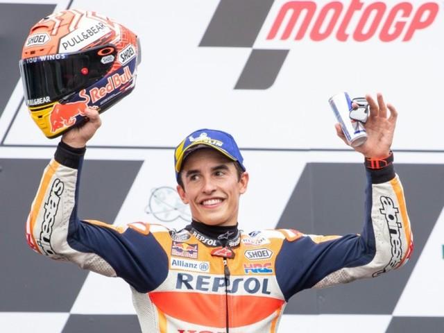 """MotoGP: """"Ma moto est restée accrochée à celle de Dovizioso"""" explique Marquez"""