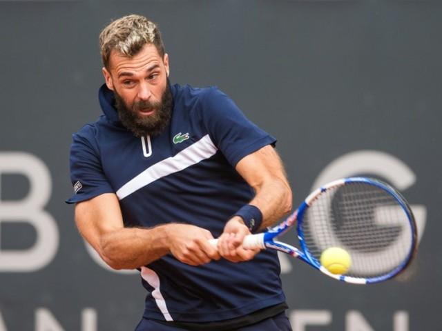 Roland-Garros: autorisé à participer, Paire s'est entraîné