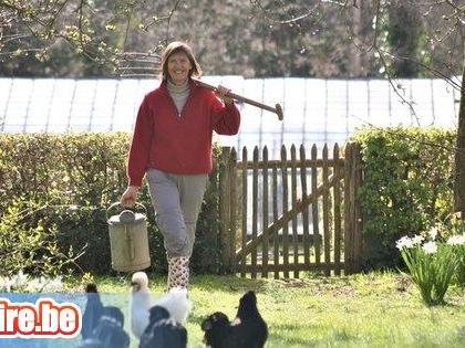 Porte ouverte jardin Nature & Progrès : 'Sous les Tilleuls', un éco-lieu magique
