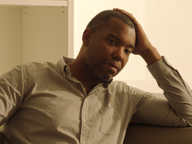Books News: Get a First Look at the Cover of Ta-Nehisi Coates's Forthcoming Novel