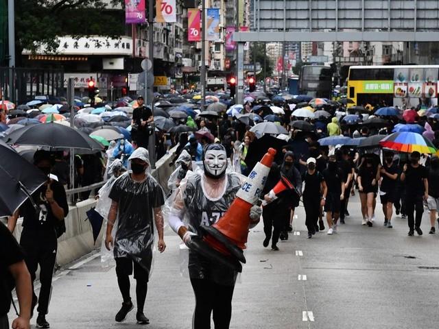 A Hong Kong, les manifestations ont fait chuter de 25% l'activité du groupe LVMH (Mise à jour)