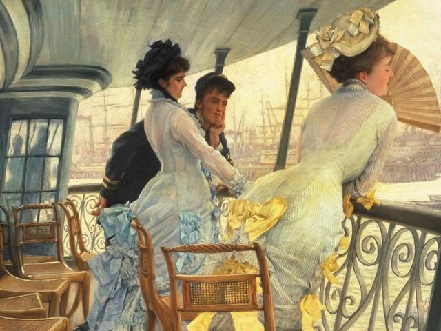 Le peintre James Tissot, ambitieux et ambigu