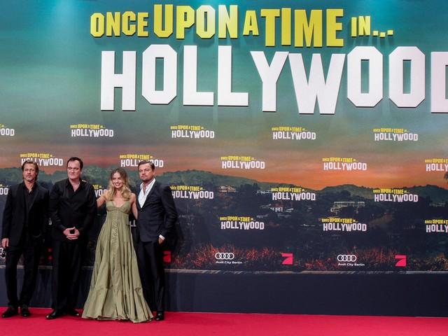 Tarantino scoort persoonlijk record
