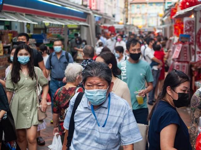 Coronavirus: nouvelles restrictions à Singapour après une hausse des cas