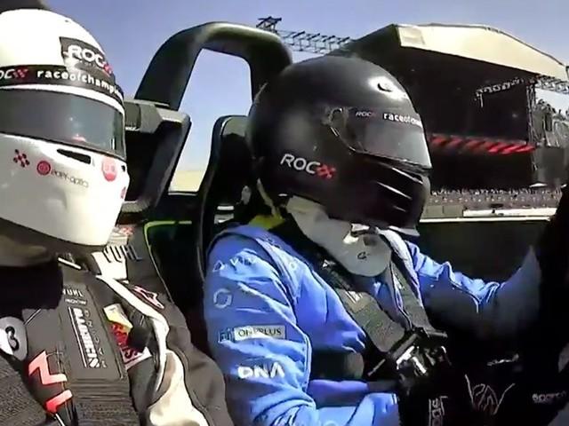 Ne sous-estimez plus l'e-sport : ce joueur a battu un pilote de Formule 1… sur un vrai circuit !