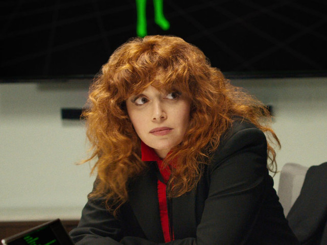 Natasha Lyonne Is Thrilled For 'Russian Doll,' We Think
