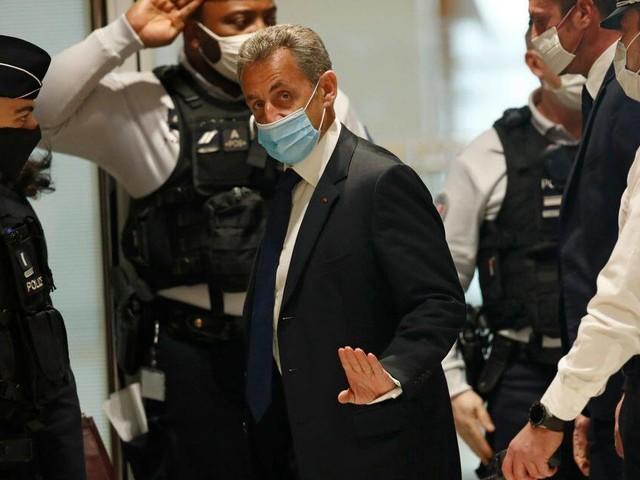 """Nicolas Sarkozy : """"À chaque fois que ces règles sont bafouées, mon indignation et ma détermination sont décuplées"""""""