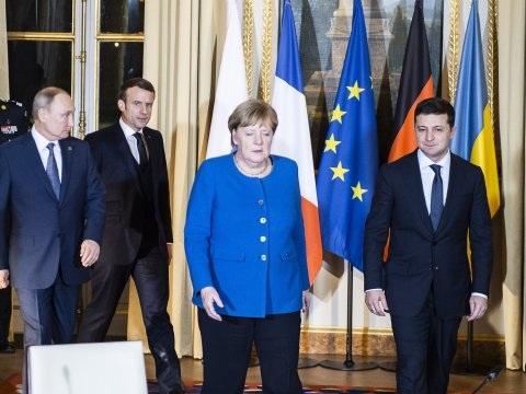 Premier face-à-face entre Poutine et Zelensky
