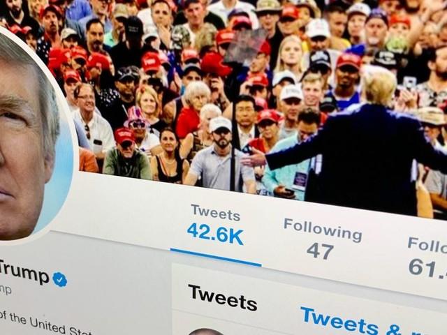 Selon le Pew Research Center, Donald Trump est suivi sur Twitter… par 19% des utilisateurs américains!
