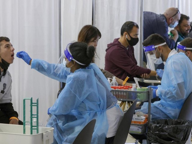 Coronavirus: Israël met en garde contre une «nouvelle vague» après une hausse des cas