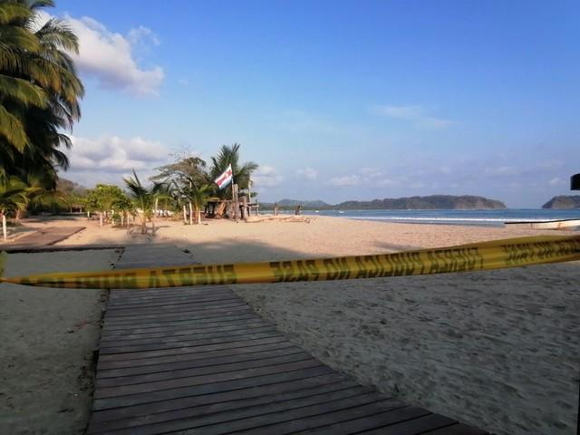 Cartes postales du monde à l'heure du Covid-19: le Costa Rica retient son souffle
