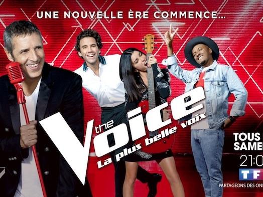 Ce soir à la télé : The Voice saison 8, épisode 2 (VIDEO 1ERES MINUTES)