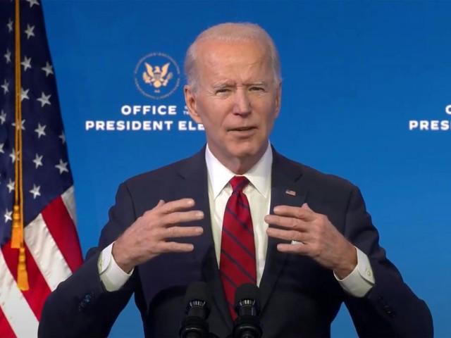 États-Unis: Joe Biden signera une série de décrets dès le premier jour de sa présidence
