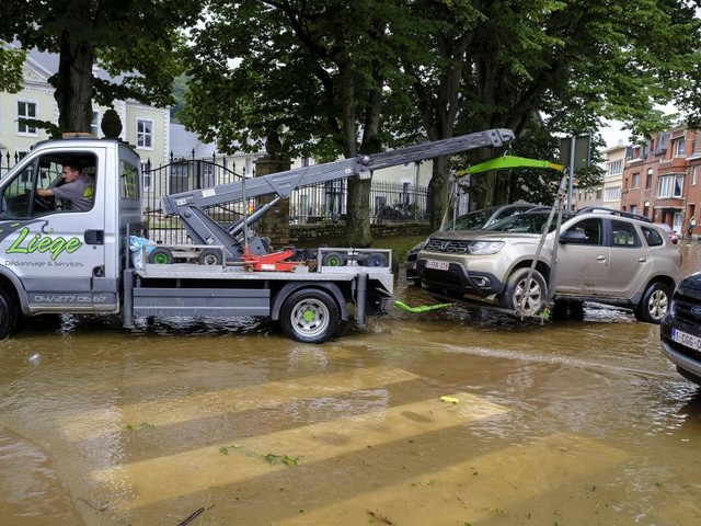 Le numéro 1722 activé en raison d'un risque de tempête ou d'inondation