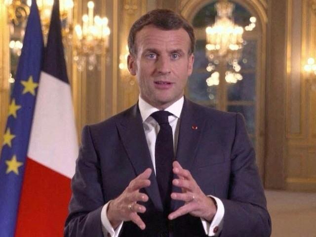 Coronavirus : Emmanuel Macron évoque une levée progressive des restrictions en mai