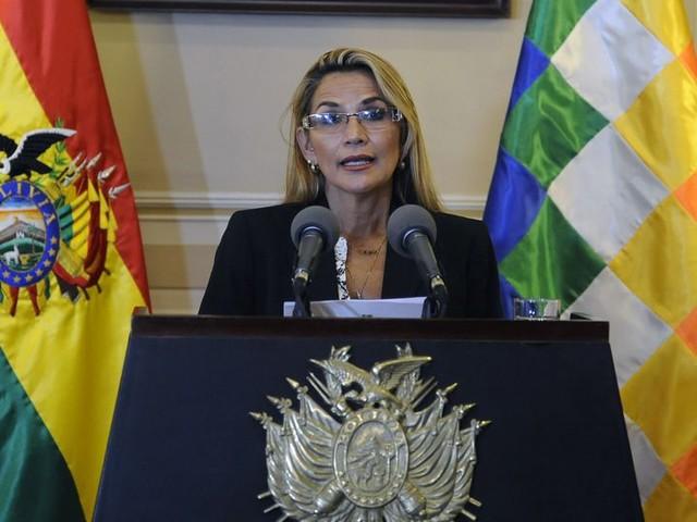 Wie is de nieuwe Boliviaanse interim-presidentJeanine Añez?