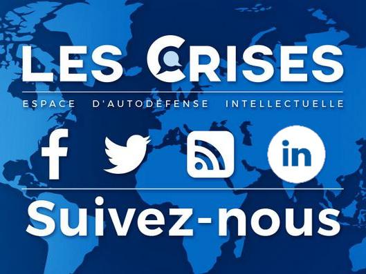 Suivez Les-Crises sur LinkedIn !