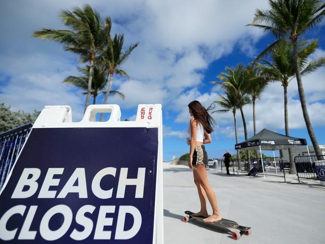 Coronavirus : en Floride, les jeunes relancent l'épidémie