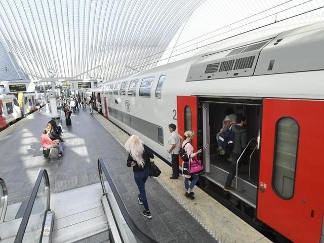 Tentative de meurtre à la Gare des Guillemins à Liège: il tente de poignarder l'homme qui vient de voler sa valise