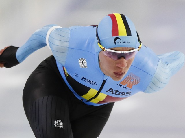 Bart Swings eindigt elfde op wereldbekerwedstrijd in Heerenveen