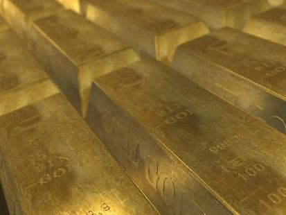 Insolite : un voyageur oublie 170 000€ en lingots d'or dans un train