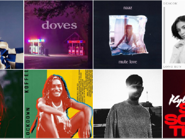 Deze 62 nummers uit de maand juli moet je gehoord hebben: met onder andere Katy Perry, Naaz, James Blake, Koffee, Phoebe Bridgers, Deacon & Nina Nesbitt, Kylie Minogue en Doves