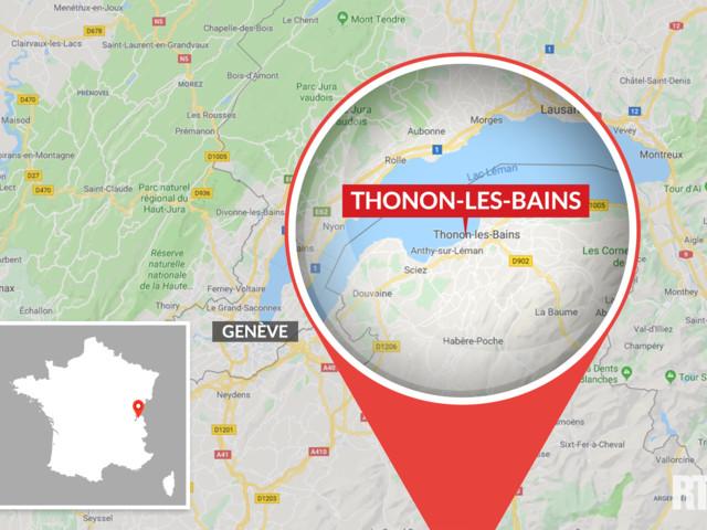 Haute-Savoie : elle se trompe de pédale et percute involontairement une policière