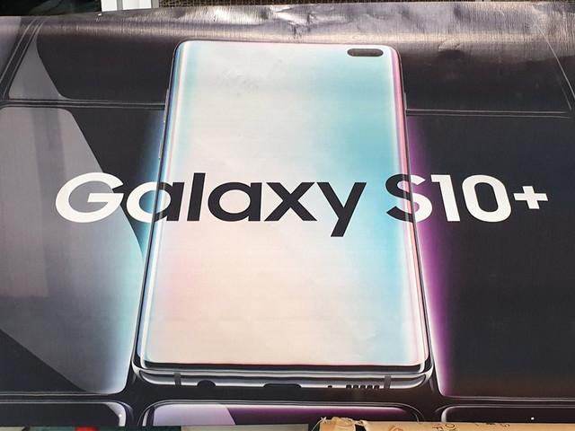 Galaxy S10 : un teaser confirme le capteur d'empreintes sous l'écran et la caméra frontale stabilisée