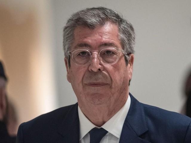 France: Patrick Balkany hospitalisé, selon son épouse
