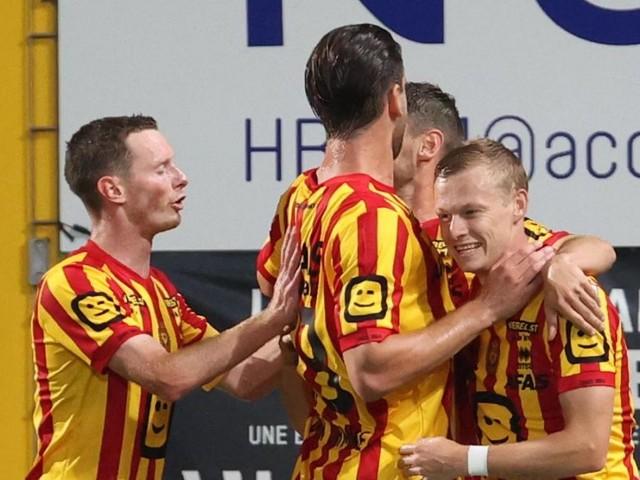 SC Charleroi – Malines: Nikola Storm ouvre le score pour les visiteurs (0-1, direct)
