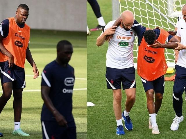 Hécatombe chez les Bleus : après Hernandez et Digne, Lemar et Thuram se blessent à leur tour
