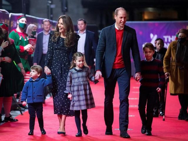 Le prince William évoque le caractère bien affirmé de sa fille, la princesse Charlotte