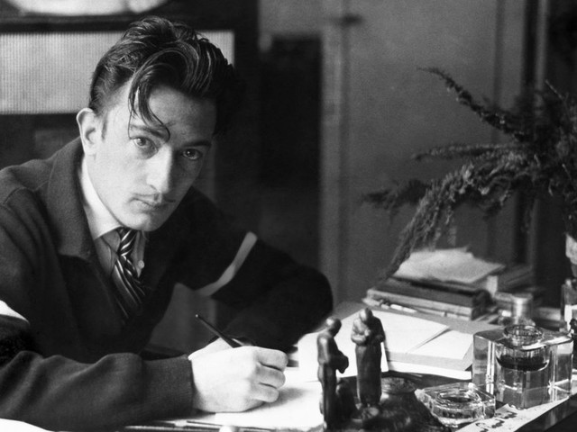 Dalí, l'imposteur du surréalisme
