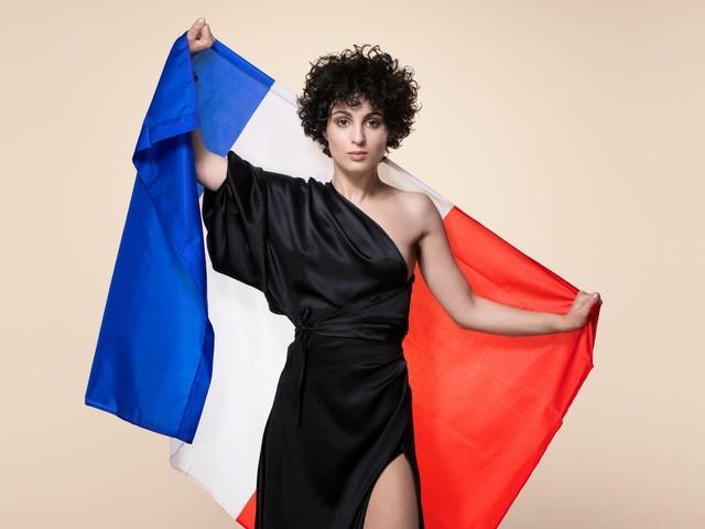 #VoilaQuiJeSuis, le challenge de Tik Tok qui soutient Barbara Pravi à l'Eurovision.