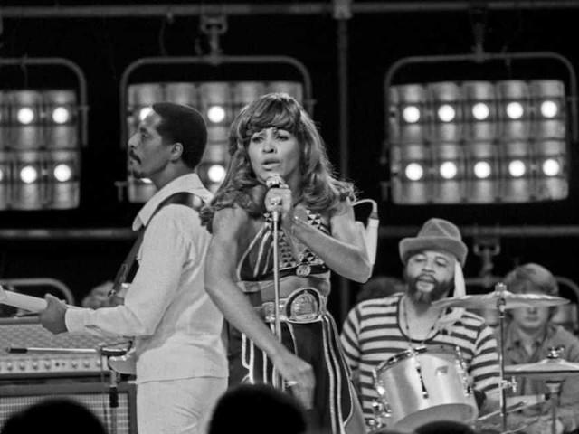 Tina Turner: le portrait d'une double vie
