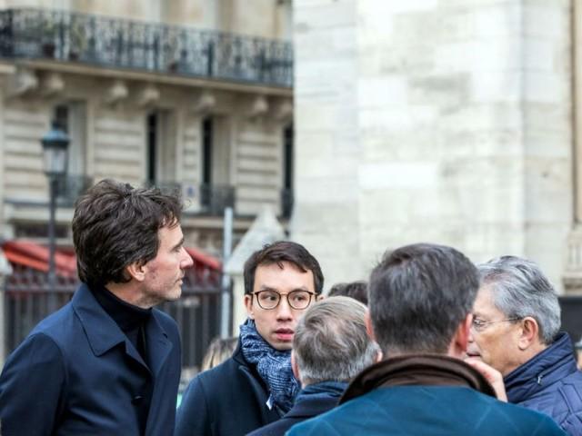 Les géants du luxe français n'ont pas donné à Notre-Dame sans raison