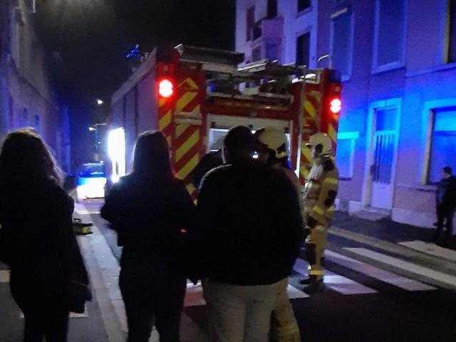 Fuite de gaz à Charleroi-Nord: les riverains ont été évacués
