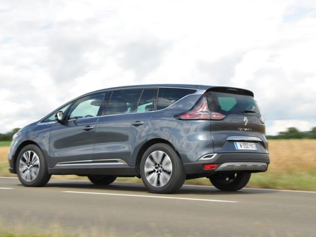 Renault Espace: la fin des monospaces? Quel dommage!