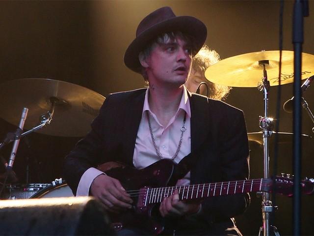 Pete Doherty in Parijs: pas vrij en weer opgepakt